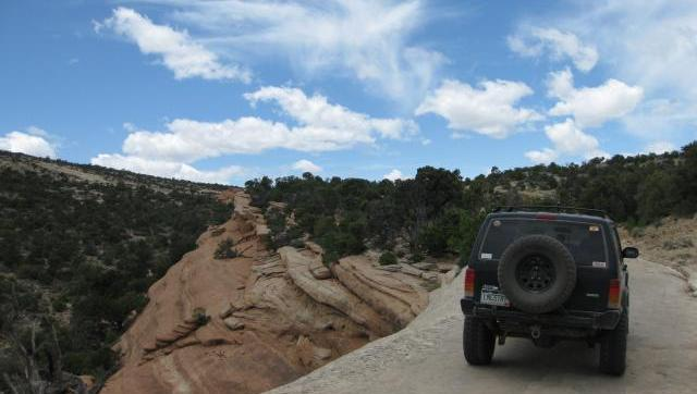 Bangs Canyon (More Tabeguache Mapping)