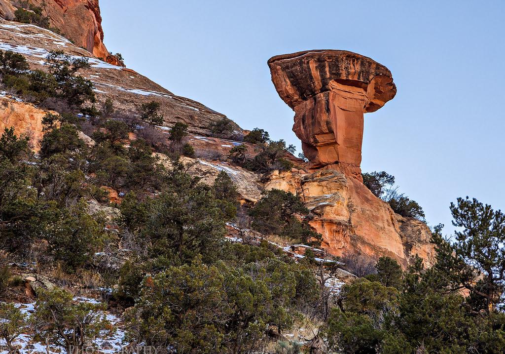 Mushroom Rock Trail