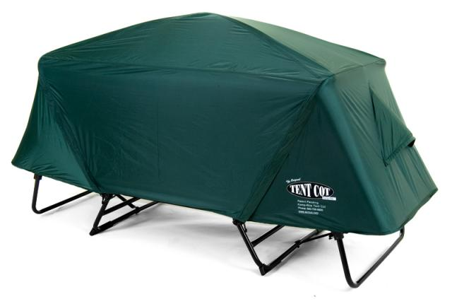 I purchased with the oversize model since Iu0027m pretty tall (6u00275u2033) and wanted the extra width. This model is long enough for me and the domed roof allows me ...  sc 1 st  ADVENTR.co & Kamp-Rite Oversize Tent Cot Review // ADVENTR.co