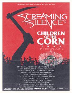 Screaming for Silence