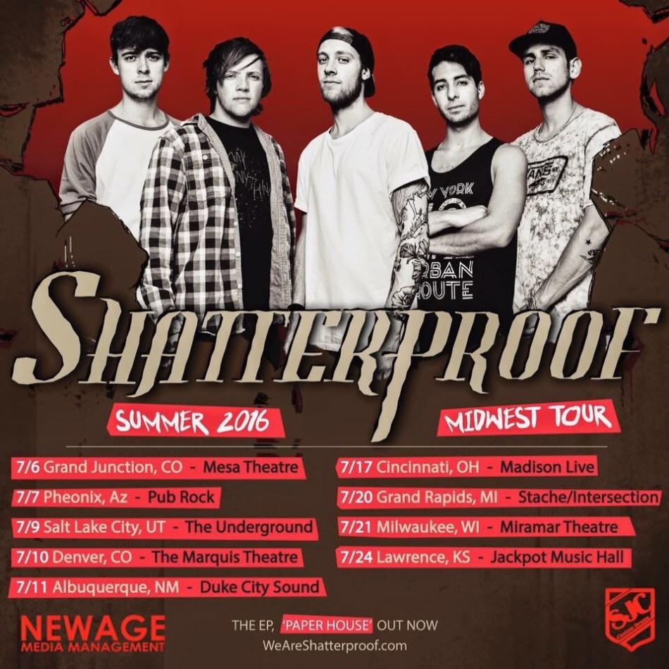 Shatterproof Milwaukee