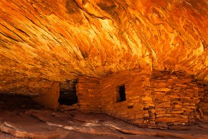Flaming Roof Ruin
