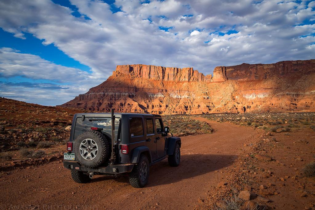 Utah GPS Tracks