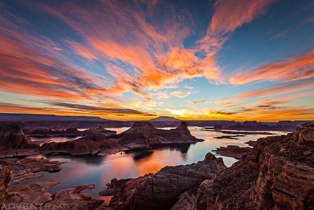Alstrom Point Sunrise