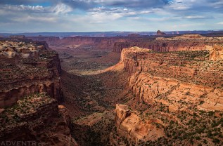 Millard Canyon Overlook