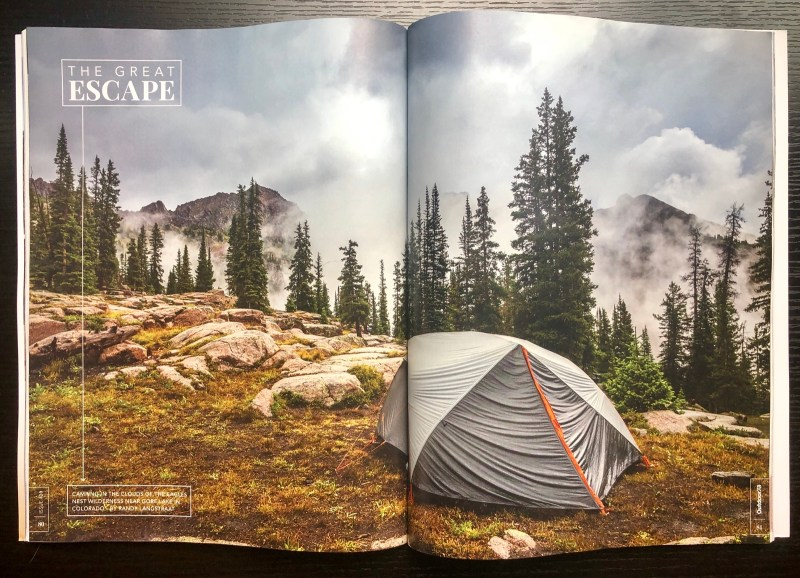 OutdoorX4 Issue #30