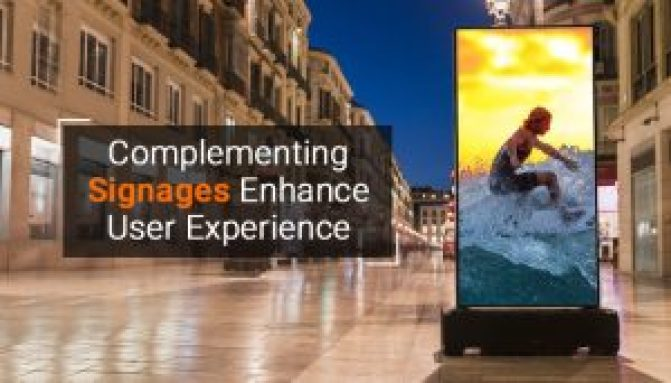Digital signage dubai