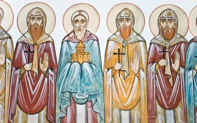 The Christian Year: All Saints' Day
