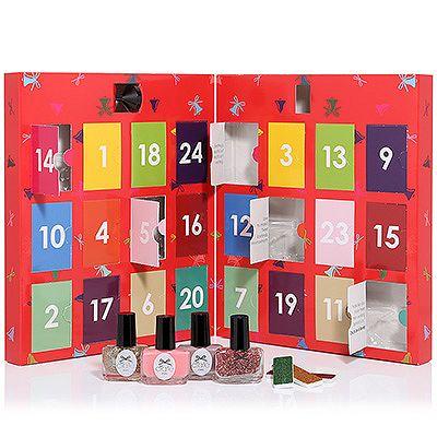 nagellack adventskalender und weihnachten wir freuen uns darauf. Black Bedroom Furniture Sets. Home Design Ideas