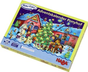 Adventskalender Haba Ponyhof Quelle: amazon.de