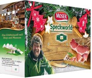 Moser Original Südtiroler Spezialitäten Adventskalender
