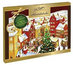 Die Besten Adventskalender von Ferrero mit Küsschen weiß