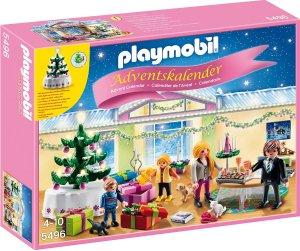 Playmobil Adventskalender Weihnachtsabend