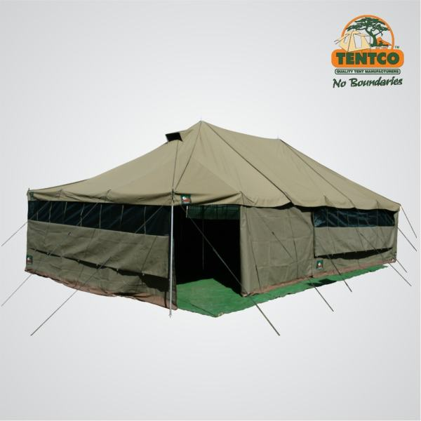 Army tent 5x10m