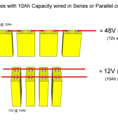 dc wiring series parallel dc free engine image for user series parallel pickup wiring diagram series [ 1280 x 720 Pixel ]