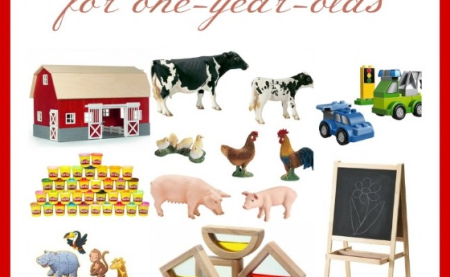 Best Toys For One Year Olds