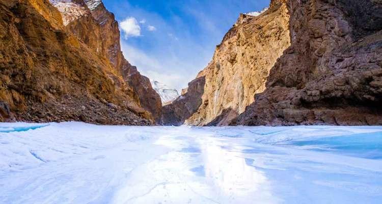Adventure Pulse Blog LADAKH The Doom of Chadar