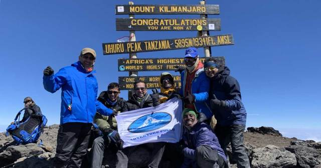 Adventure Pulse Mount Kilimanjaro Expedition