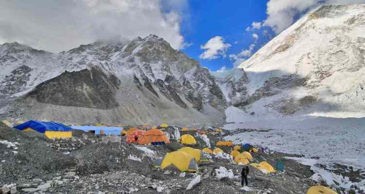 highlights of everest base camp_cover image