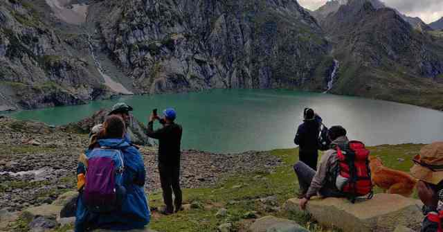 Bags that you have to carry yourself on the Kashmir Great Lakes Trek Adventure-Pulse