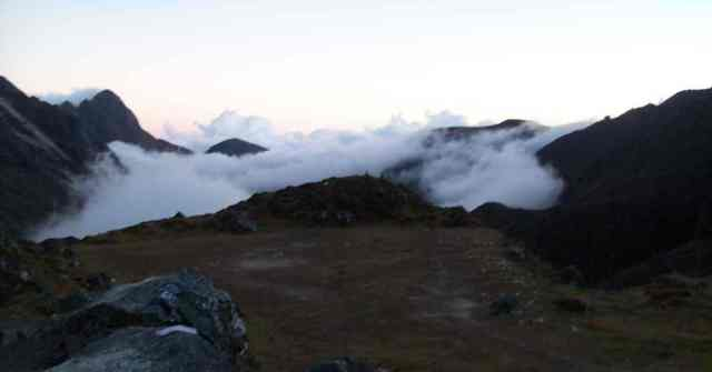 mountaineering courses and institutes_ HMI base camp adventure-pulse
