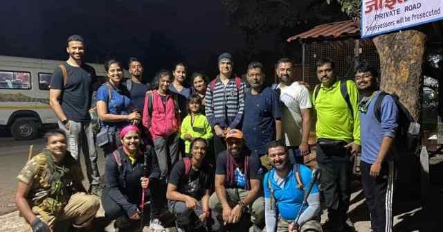 Katraj to Sinhagad_Adventure-Pulse_night trek group