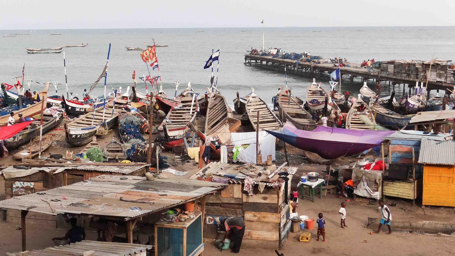 Ghana The new Canary Islandsor not quite  Adventurecom