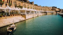 Forget Paris Tiny Town In Malta Europe Culture
