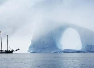 Greenland cruise: exploring Greenland by Schooner