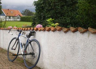 Cycling tour in Scandinavia