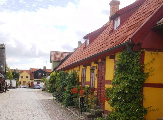 Cycling through Scandinavia