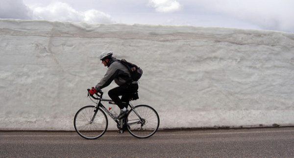Biking the TransAmerica Trail, Wyoming