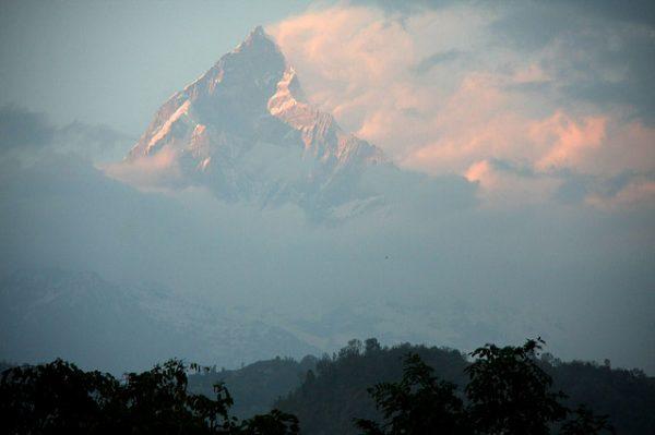 Nepal mountaineering