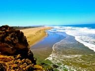 San Francisco beachen