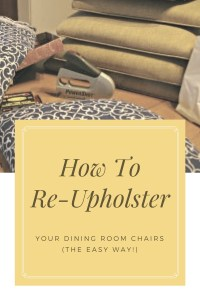 how-to-re-upholster