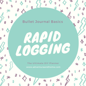 Great run down of rapid logging in the bullet journal system! Save to read now OR later!
