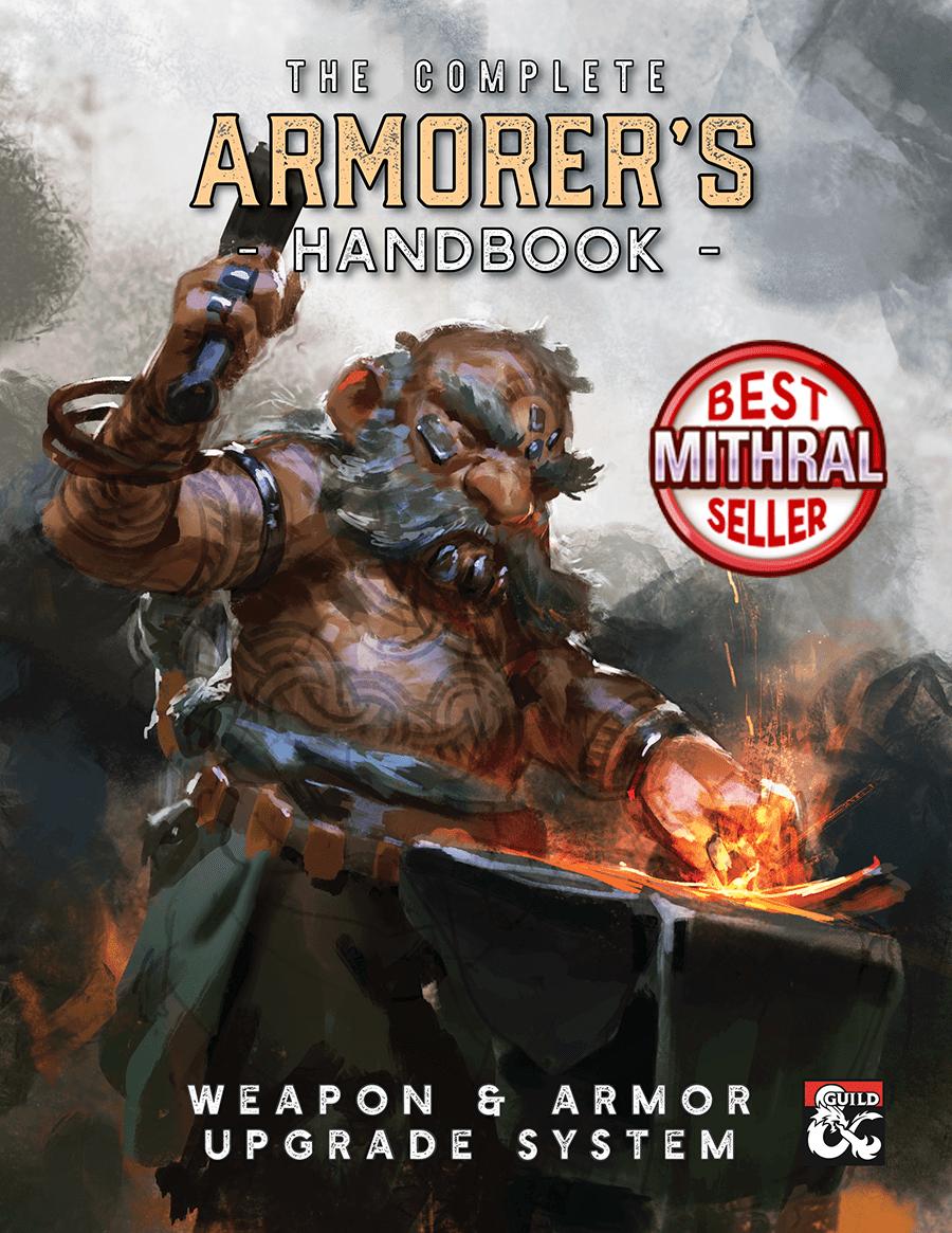 The Complete Armorer S Handbook Review Adventure Arcana