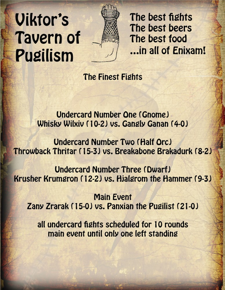 Viktor's Tavern of Pugilism 3
