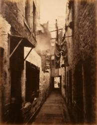 drone trap - alleyway