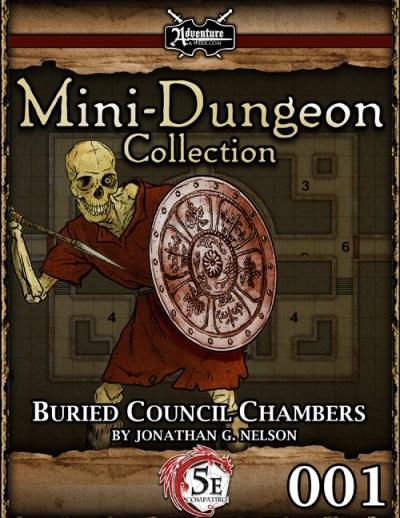 5E Mini-Dungeons