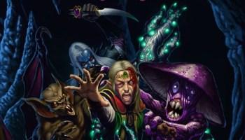 Underworld Races & Classes (5E Hardcover/PDF) -