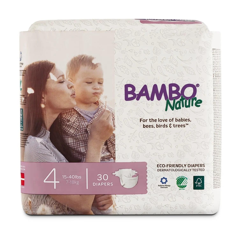 Bambo Nature Premium Baby Diapers