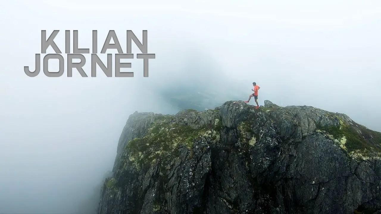 Video: Running Ridges in Norway with Kilian Jornet