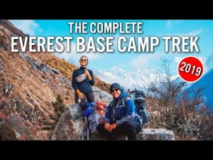 A Trek to Everest Base Camp