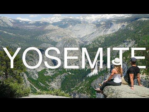 Video: A First Timers Guide to Visiting and Hiking in Yosemite