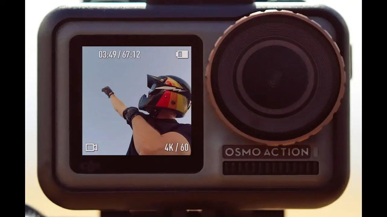 Video: DJI Introduces Osmo Action Camera
