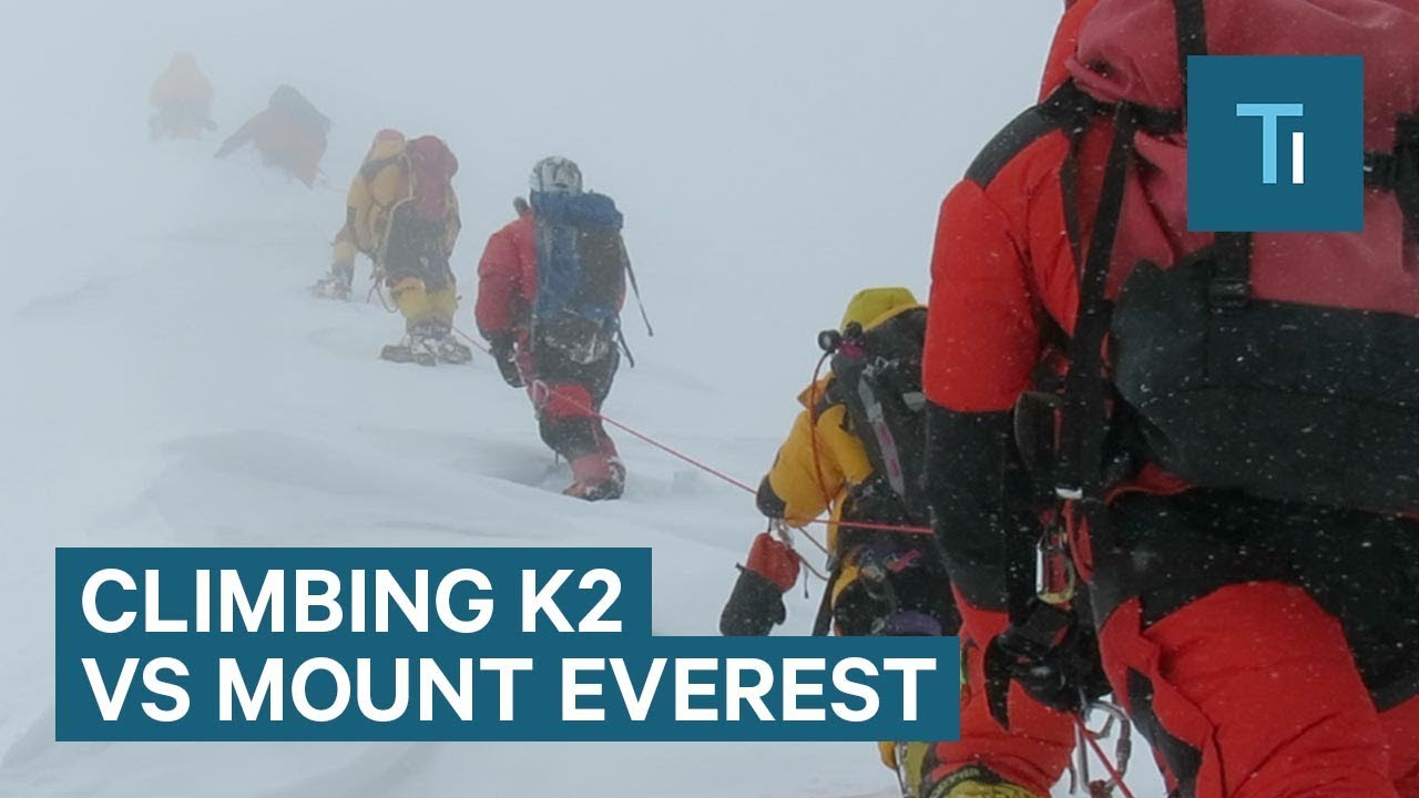 Video: Vanessa O'Brien Tells Us Why Climbing K2 is Harder Than Everest