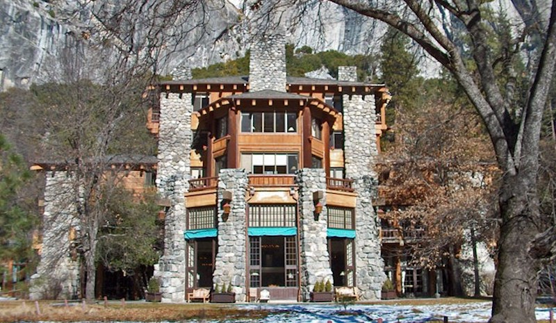 Yosemite's Historic Hotel is the Ahwahnee Once Again