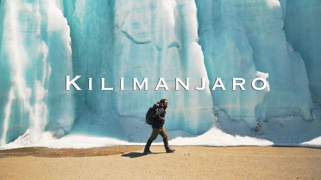 Video: Kilimanjaro's Western Breach, Glaciers and Uhuru Peak