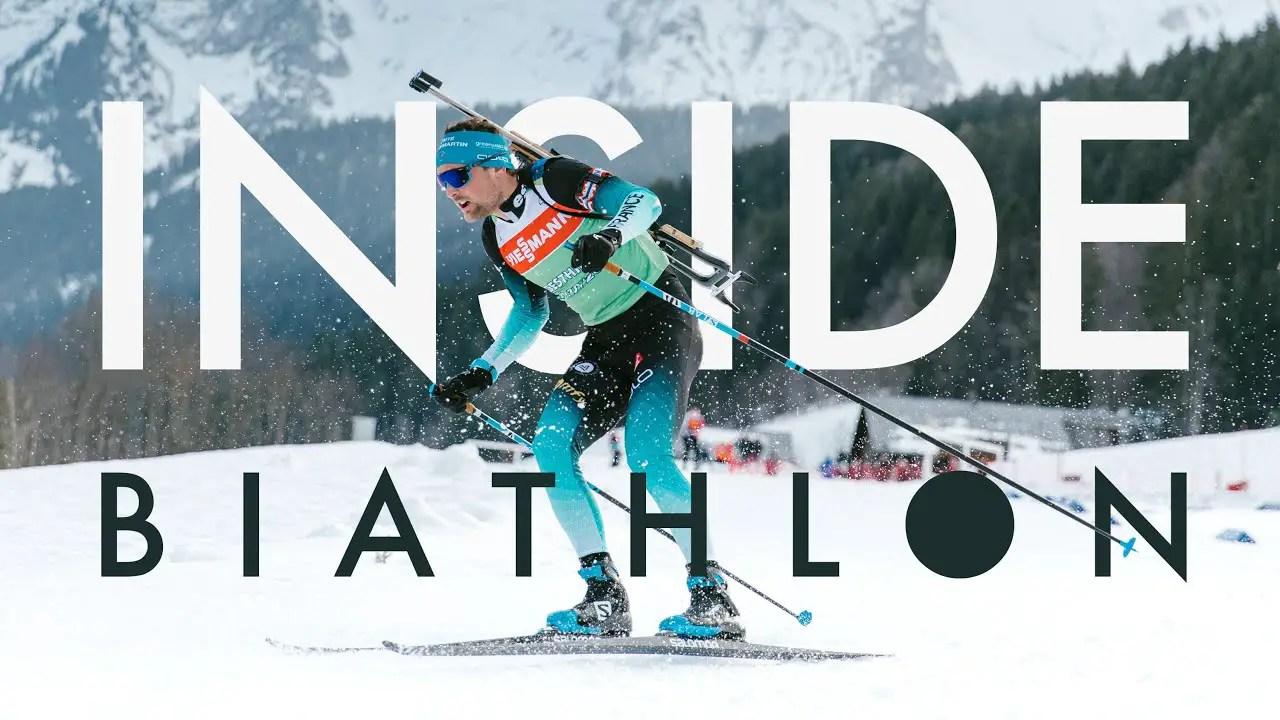 Video: Inside the Sport of Biathlon — The Adventure Blog